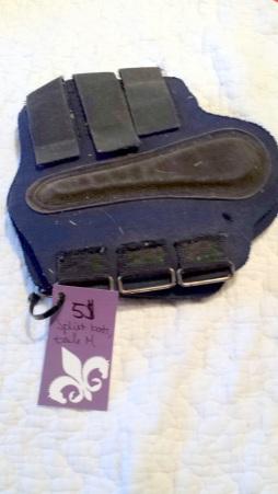 Splint boots, size M $5